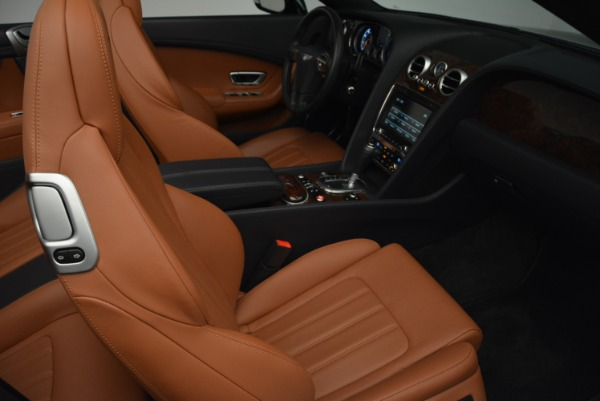 Used 2015 Bentley Continental GT V8 for sale Sold at Rolls-Royce Motor Cars Greenwich in Greenwich CT 06830 28