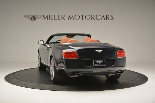 Used 2015 Bentley Continental GT V8 for sale Sold at Rolls-Royce Motor Cars Greenwich in Greenwich CT 06830 5