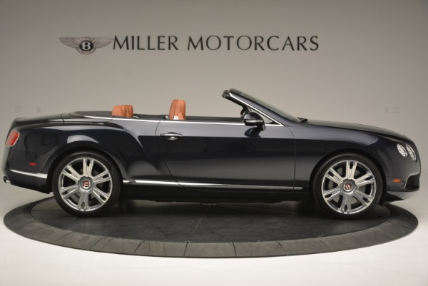 Used 2015 Bentley Continental GT V8 for sale Sold at Rolls-Royce Motor Cars Greenwich in Greenwich CT 06830 9