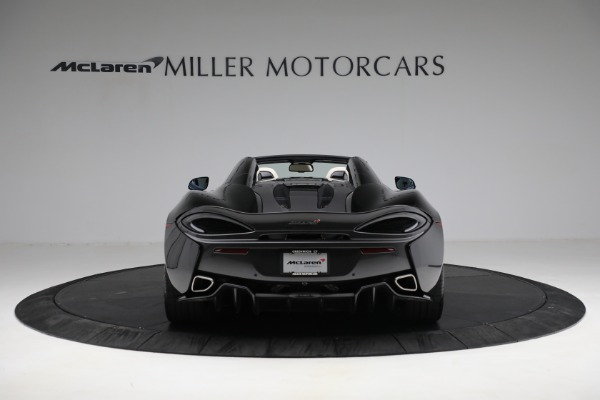 Used 2018 McLaren 570S Spider for sale Sold at Rolls-Royce Motor Cars Greenwich in Greenwich CT 06830 6