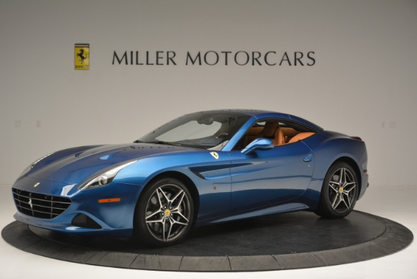 Used 2017 Ferrari California T Handling Speciale for sale Sold at Rolls-Royce Motor Cars Greenwich in Greenwich CT 06830 14
