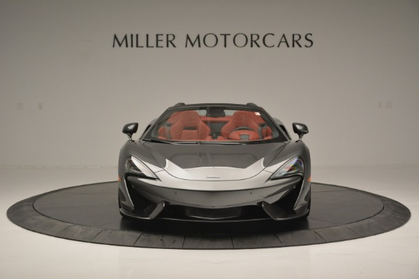 New 2018 McLaren 570S Spider for sale Sold at Rolls-Royce Motor Cars Greenwich in Greenwich CT 06830 12