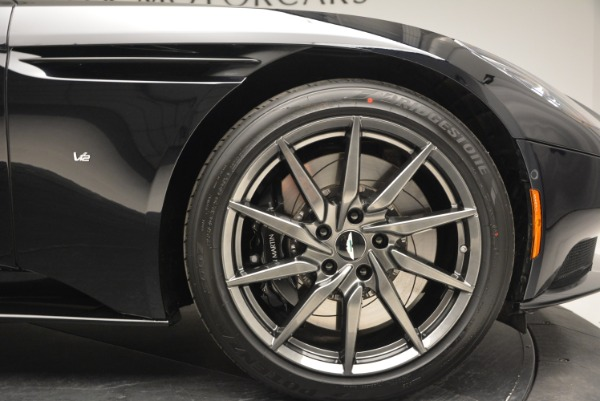 Used 2017 Aston Martin DB11 V12 for sale $149,900 at Rolls-Royce Motor Cars Greenwich in Greenwich CT 06830 16