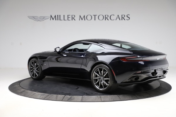 Used 2017 Aston Martin DB11 for sale Sold at Rolls-Royce Motor Cars Greenwich in Greenwich CT 06830 3