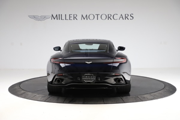 Used 2017 Aston Martin DB11 V12 for sale $149,900 at Rolls-Royce Motor Cars Greenwich in Greenwich CT 06830 4