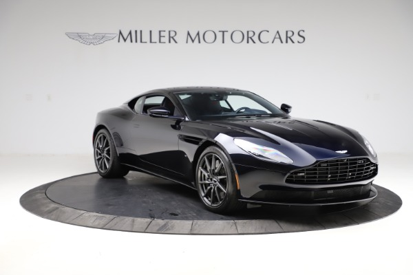 Used 2017 Aston Martin DB11 V12 for sale $149,900 at Rolls-Royce Motor Cars Greenwich in Greenwich CT 06830 9