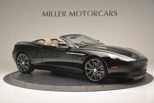 Used 2015 Aston Martin DB9 Volante for sale Sold at Rolls-Royce Motor Cars Greenwich in Greenwich CT 06830 10