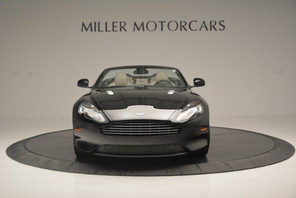 Used 2015 Aston Martin DB9 Volante for sale Sold at Rolls-Royce Motor Cars Greenwich in Greenwich CT 06830 12