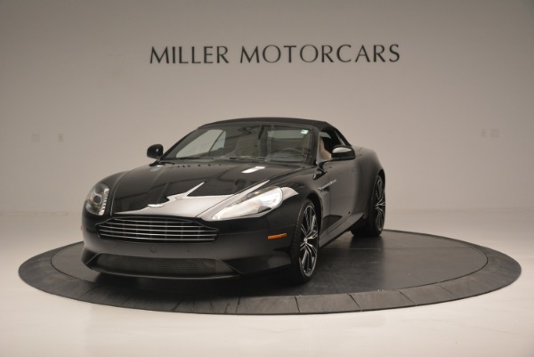 Used 2015 Aston Martin DB9 Volante for sale Sold at Rolls-Royce Motor Cars Greenwich in Greenwich CT 06830 13