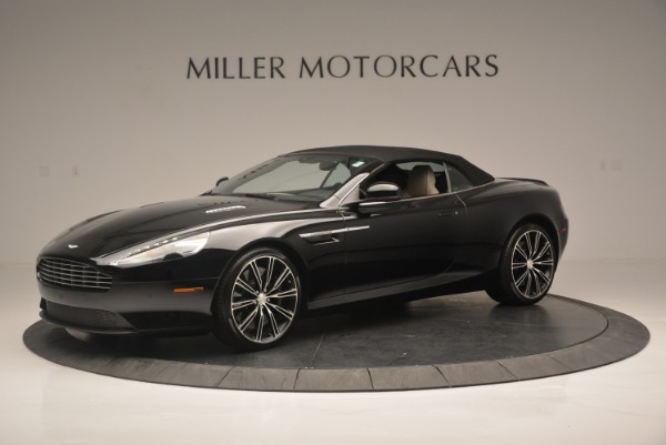 Used 2015 Aston Martin DB9 Volante for sale Sold at Rolls-Royce Motor Cars Greenwich in Greenwich CT 06830 14