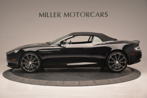 Used 2015 Aston Martin DB9 Volante for sale Sold at Rolls-Royce Motor Cars Greenwich in Greenwich CT 06830 15