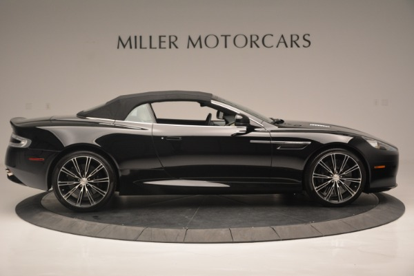 Used 2015 Aston Martin DB9 Volante for sale Sold at Rolls-Royce Motor Cars Greenwich in Greenwich CT 06830 16
