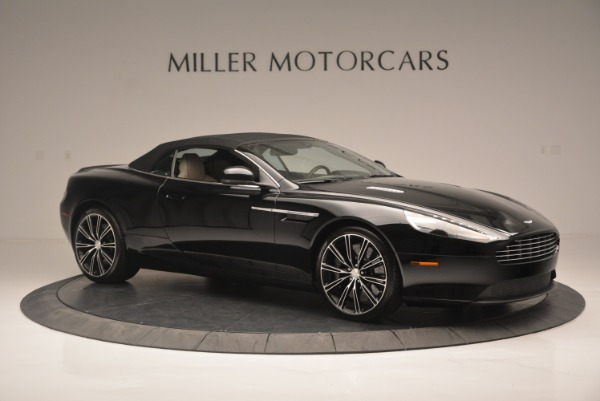 Used 2015 Aston Martin DB9 Volante for sale Sold at Rolls-Royce Motor Cars Greenwich in Greenwich CT 06830 17