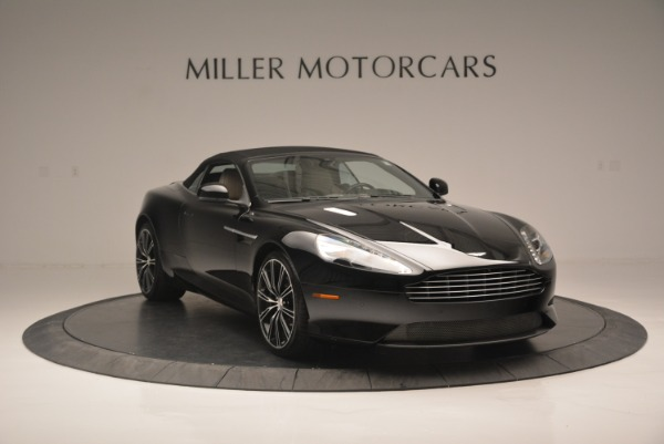 Used 2015 Aston Martin DB9 Volante for sale Sold at Rolls-Royce Motor Cars Greenwich in Greenwich CT 06830 18