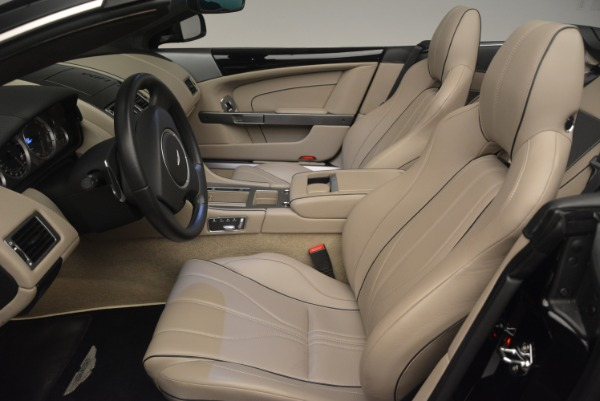 Used 2015 Aston Martin DB9 Volante for sale Sold at Rolls-Royce Motor Cars Greenwich in Greenwich CT 06830 19