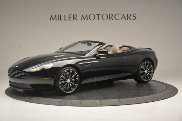Used 2015 Aston Martin DB9 Volante for sale Sold at Rolls-Royce Motor Cars Greenwich in Greenwich CT 06830 2