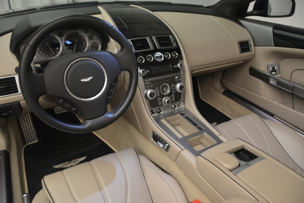 Used 2015 Aston Martin DB9 Volante for sale Sold at Rolls-Royce Motor Cars Greenwich in Greenwich CT 06830 20