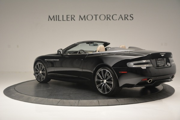 Used 2015 Aston Martin DB9 Volante for sale Sold at Rolls-Royce Motor Cars Greenwich in Greenwich CT 06830 4