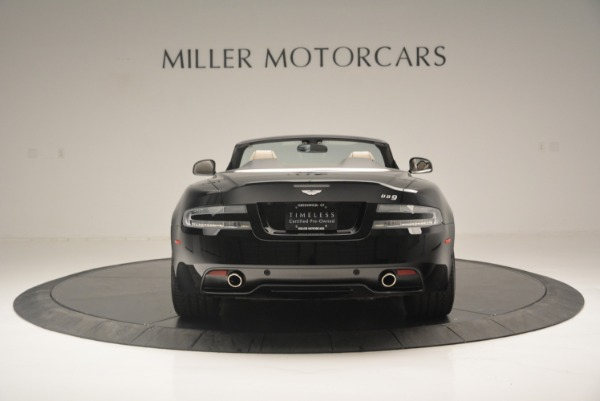 Used 2015 Aston Martin DB9 Volante for sale Sold at Rolls-Royce Motor Cars Greenwich in Greenwich CT 06830 6