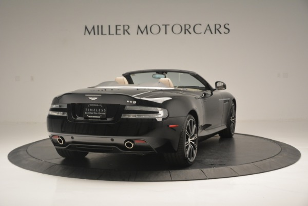 Used 2015 Aston Martin DB9 Volante for sale Sold at Rolls-Royce Motor Cars Greenwich in Greenwich CT 06830 7