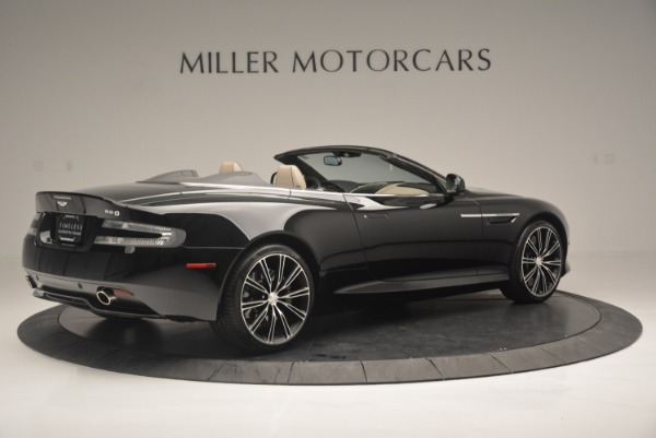 Used 2015 Aston Martin DB9 Volante for sale Sold at Rolls-Royce Motor Cars Greenwich in Greenwich CT 06830 8