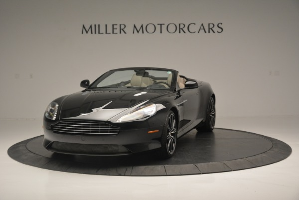 Used 2015 Aston Martin DB9 Volante for sale Sold at Rolls-Royce Motor Cars Greenwich in Greenwich CT 06830 1