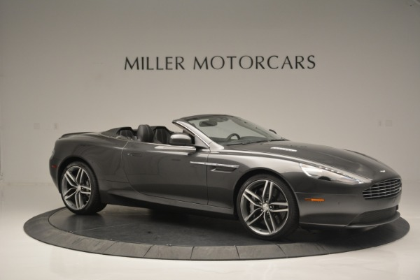 Used 2014 Aston Martin DB9 Volante for sale Sold at Rolls-Royce Motor Cars Greenwich in Greenwich CT 06830 10
