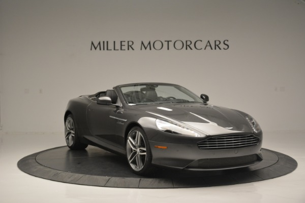 Used 2014 Aston Martin DB9 Volante for sale Sold at Rolls-Royce Motor Cars Greenwich in Greenwich CT 06830 11