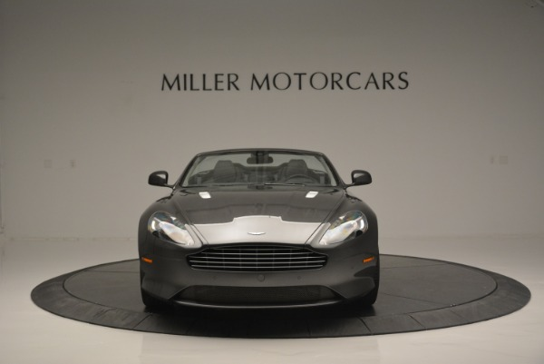 Used 2014 Aston Martin DB9 Volante for sale Sold at Rolls-Royce Motor Cars Greenwich in Greenwich CT 06830 12