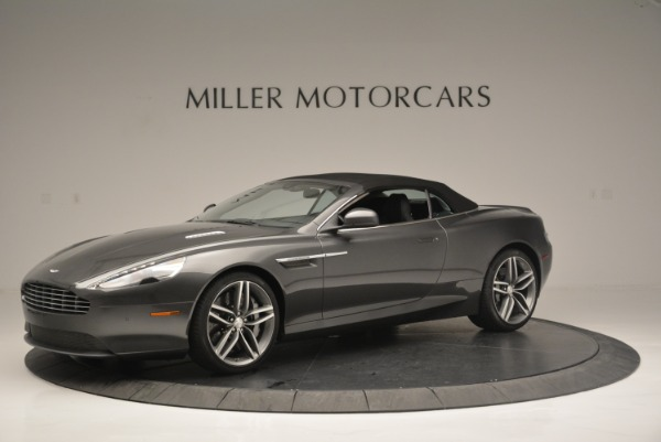 Used 2014 Aston Martin DB9 Volante for sale Sold at Rolls-Royce Motor Cars Greenwich in Greenwich CT 06830 14