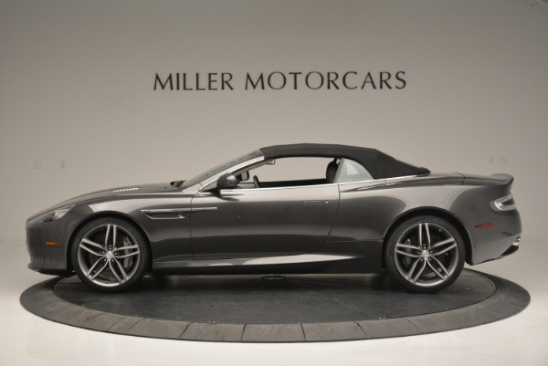 Used 2014 Aston Martin DB9 Volante for sale Sold at Rolls-Royce Motor Cars Greenwich in Greenwich CT 06830 15