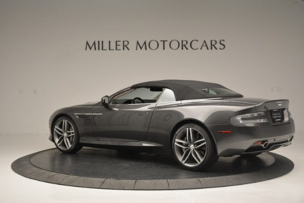 Used 2014 Aston Martin DB9 Volante for sale Sold at Rolls-Royce Motor Cars Greenwich in Greenwich CT 06830 16