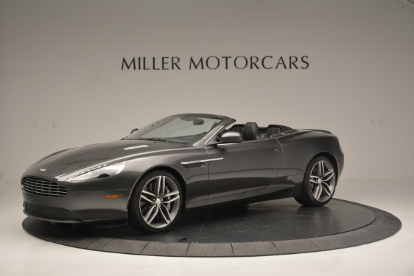 Used 2014 Aston Martin DB9 Volante for sale Sold at Rolls-Royce Motor Cars Greenwich in Greenwich CT 06830 2