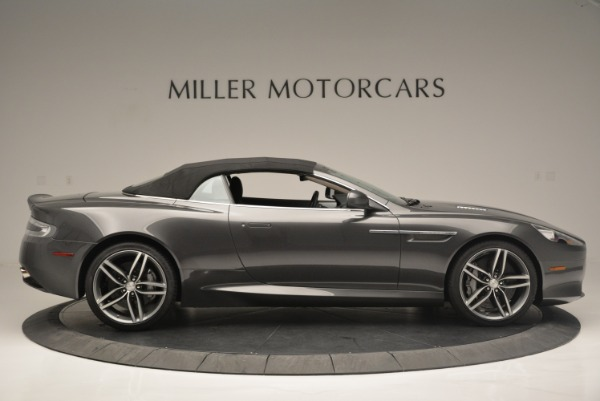 Used 2014 Aston Martin DB9 Volante for sale Sold at Rolls-Royce Motor Cars Greenwich in Greenwich CT 06830 21