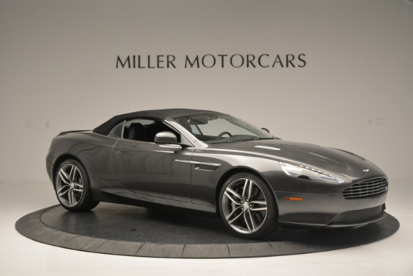 Used 2014 Aston Martin DB9 Volante for sale Sold at Rolls-Royce Motor Cars Greenwich in Greenwich CT 06830 22