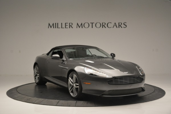 Used 2014 Aston Martin DB9 Volante for sale Sold at Rolls-Royce Motor Cars Greenwich in Greenwich CT 06830 23