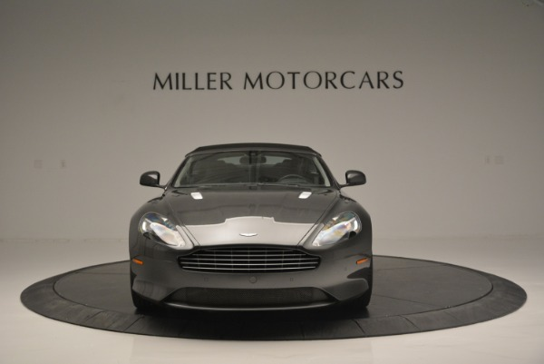 Used 2014 Aston Martin DB9 Volante for sale Sold at Rolls-Royce Motor Cars Greenwich in Greenwich CT 06830 24