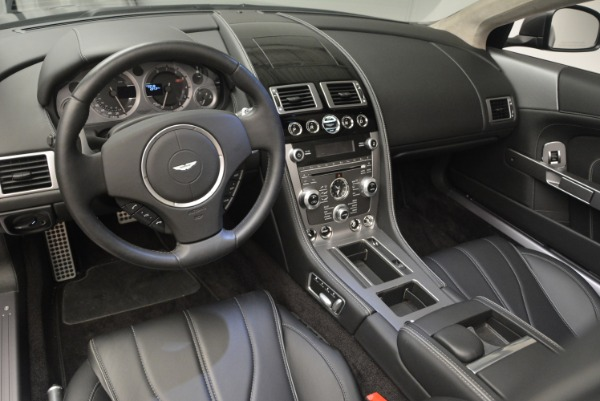 Used 2014 Aston Martin DB9 Volante for sale Sold at Rolls-Royce Motor Cars Greenwich in Greenwich CT 06830 26