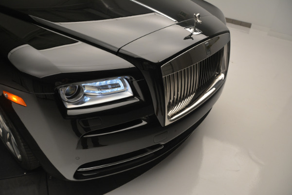 Used 2015 Rolls-Royce Wraith for sale Sold at Rolls-Royce Motor Cars Greenwich in Greenwich CT 06830 10