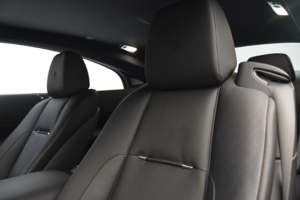 Used 2015 Rolls-Royce Wraith for sale Sold at Rolls-Royce Motor Cars Greenwich in Greenwich CT 06830 13