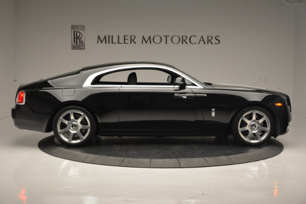 Used 2015 Rolls-Royce Wraith for sale Sold at Rolls-Royce Motor Cars Greenwich in Greenwich CT 06830 6