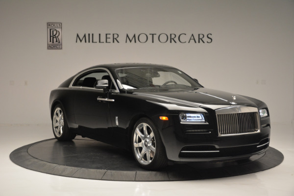 Used 2015 Rolls-Royce Wraith for sale Sold at Rolls-Royce Motor Cars Greenwich in Greenwich CT 06830 7