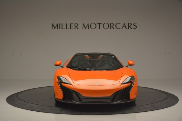 Used 2015 McLaren 650S Spider for sale Sold at Rolls-Royce Motor Cars Greenwich in Greenwich CT 06830 12