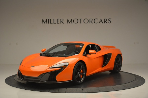 Used 2015 McLaren 650S Spider for sale Sold at Rolls-Royce Motor Cars Greenwich in Greenwich CT 06830 15