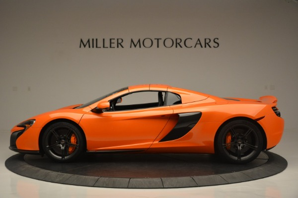 Used 2015 McLaren 650S Spider for sale Sold at Rolls-Royce Motor Cars Greenwich in Greenwich CT 06830 16
