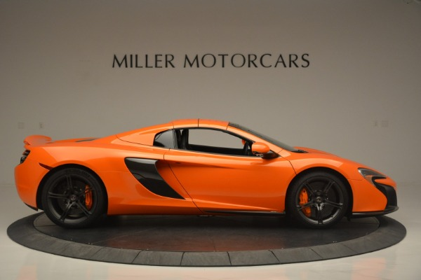 Used 2015 McLaren 650S Spider for sale Sold at Rolls-Royce Motor Cars Greenwich in Greenwich CT 06830 20