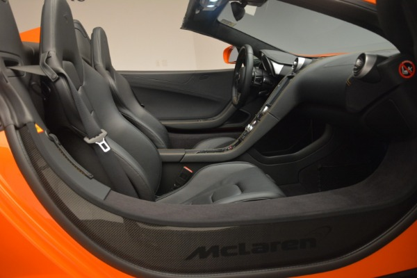 Used 2015 McLaren 650S Spider for sale Sold at Rolls-Royce Motor Cars Greenwich in Greenwich CT 06830 26