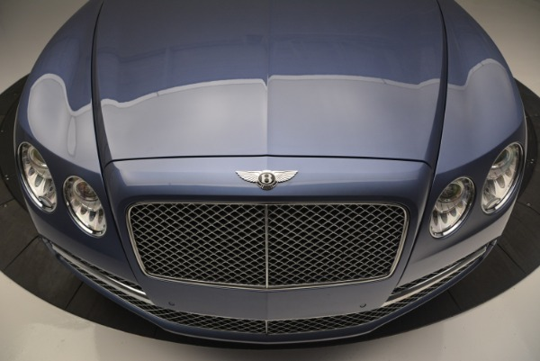Used 2015 Bentley Flying Spur W12 for sale Sold at Rolls-Royce Motor Cars Greenwich in Greenwich CT 06830 13