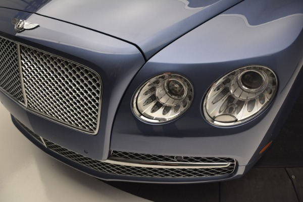 Used 2015 Bentley Flying Spur W12 for sale Sold at Rolls-Royce Motor Cars Greenwich in Greenwich CT 06830 15