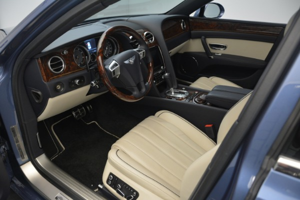 Used 2015 Bentley Flying Spur W12 for sale Sold at Rolls-Royce Motor Cars Greenwich in Greenwich CT 06830 19